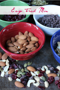 5 Ingredient Trail Mix
