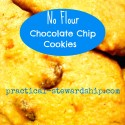Chocolate Chip Cookies No Flour