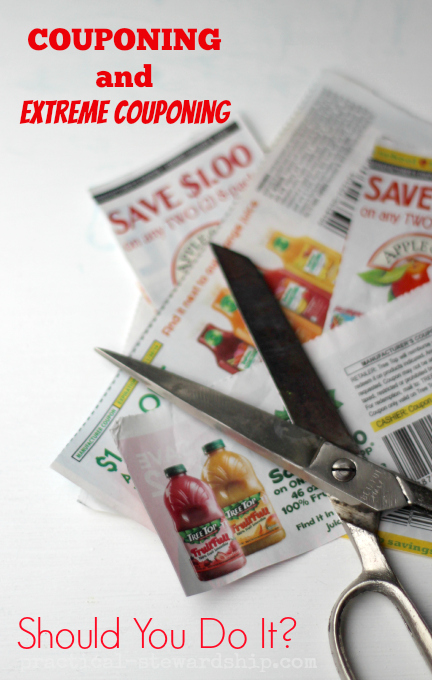 Couponing and Extreme Couponing