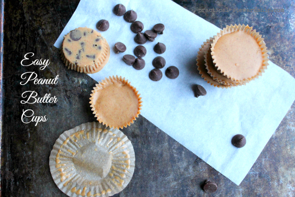 3 Ing Peanut Butter Cups