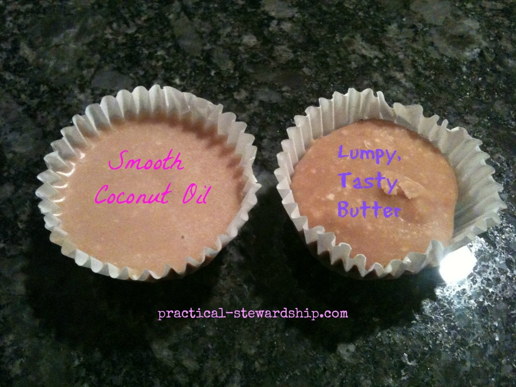 Homemade Peanut Butter Cup Comparisons