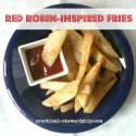 Red Robin Inspired Fries Crock-pot or Not