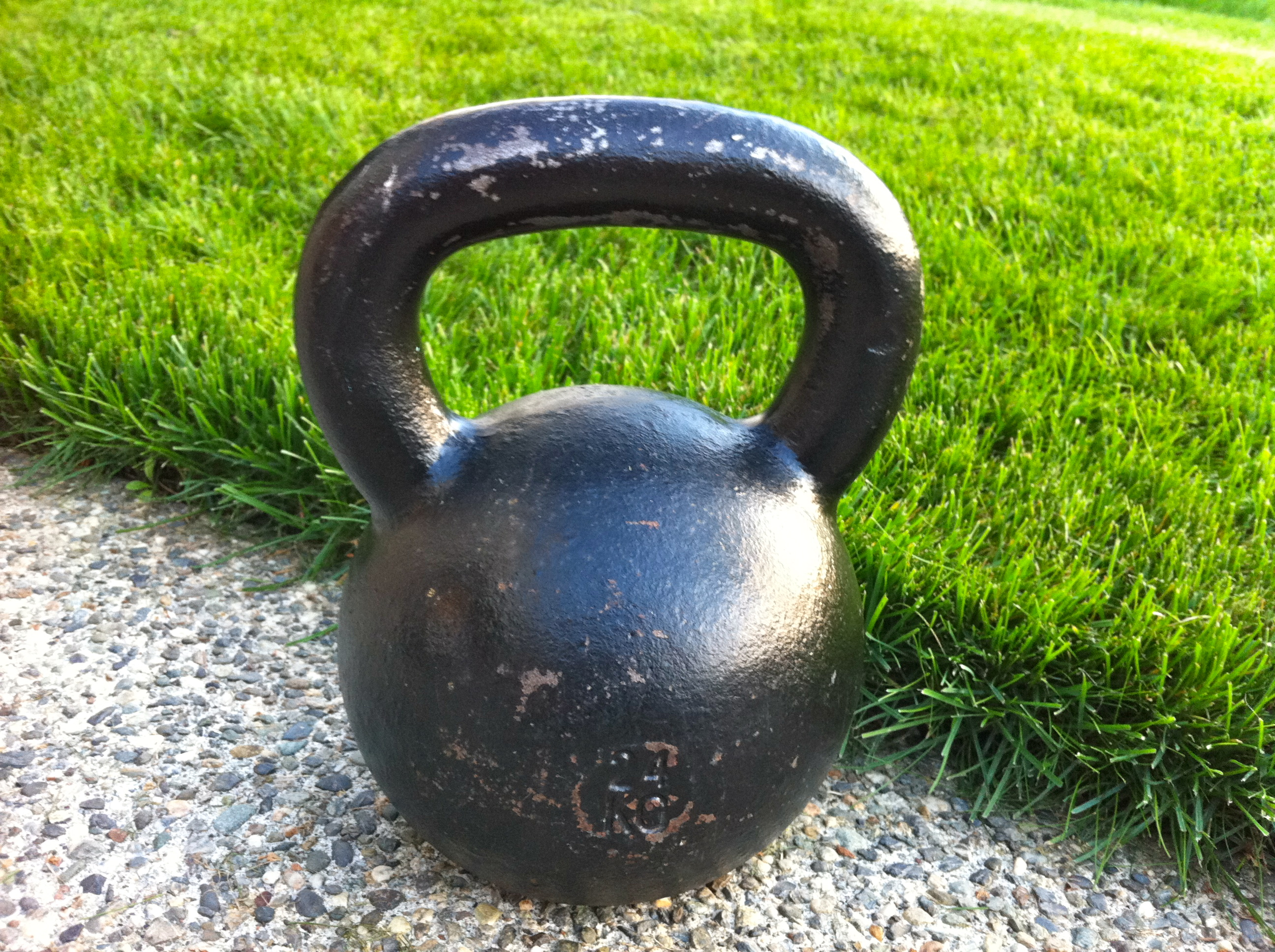 Killer 13 Minute Bodyweight/Kettle Bell Workout