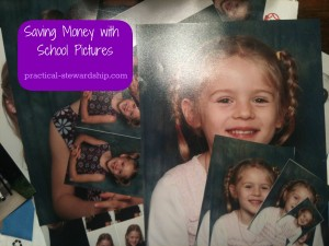 Saving Money with School Pictures