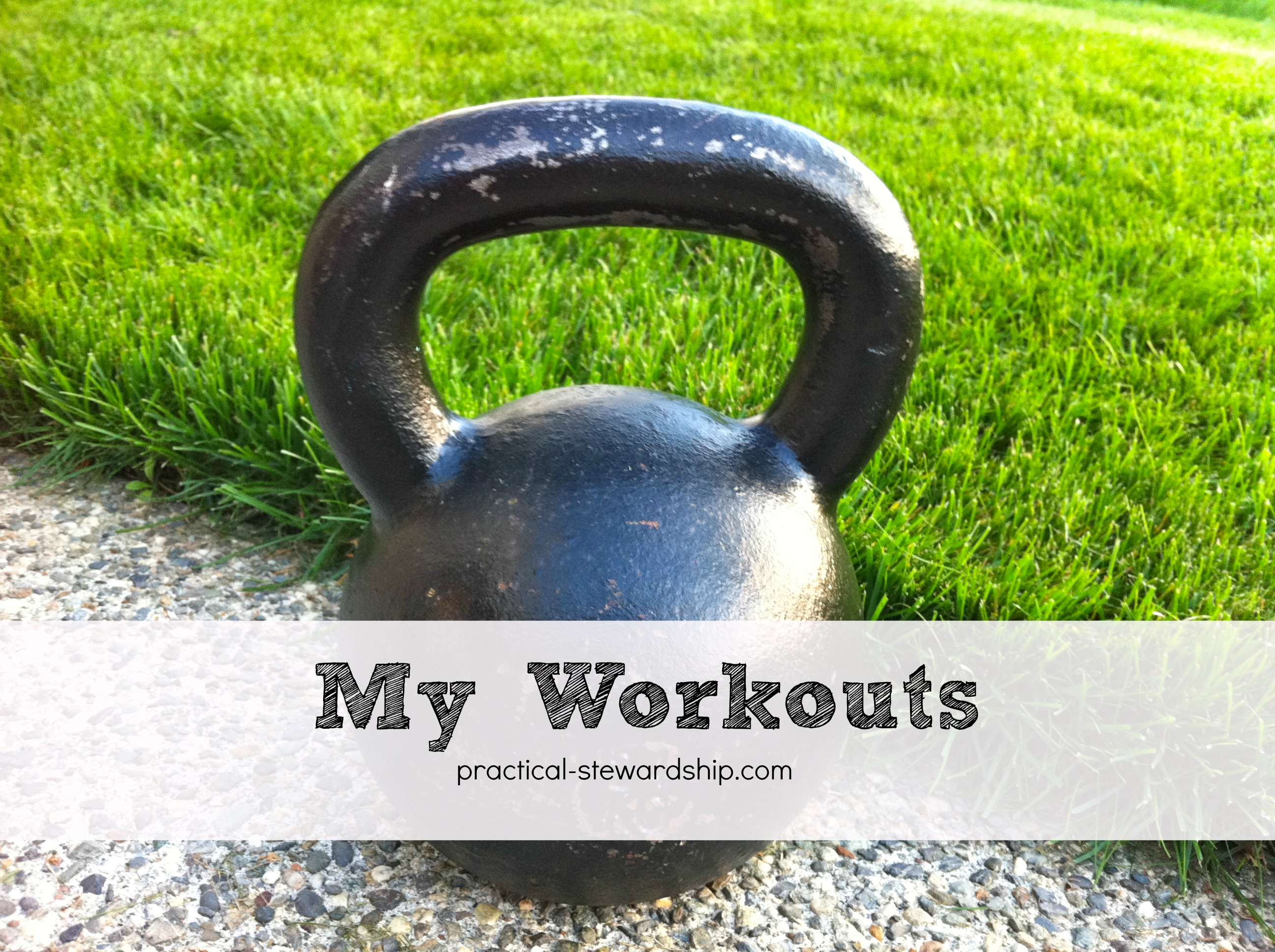 Kettlebell Metcon Workout