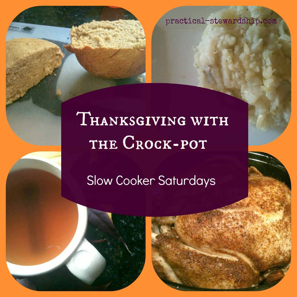 Thanksgiving with the Crock-pot or Not @ practical-stewardship.com