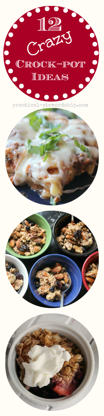 12 Crazy Crock-pot Ideas