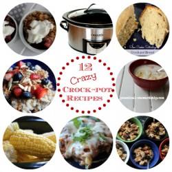 12 Crazy Crock-pot Recipes
