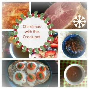 Christmas with the Crock-pot @ practical-stewardship.com Collage