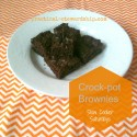 Crock-pot Brownies G-F @ practical-stewardship.com