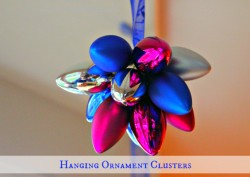 Hanging Ornament Clusters