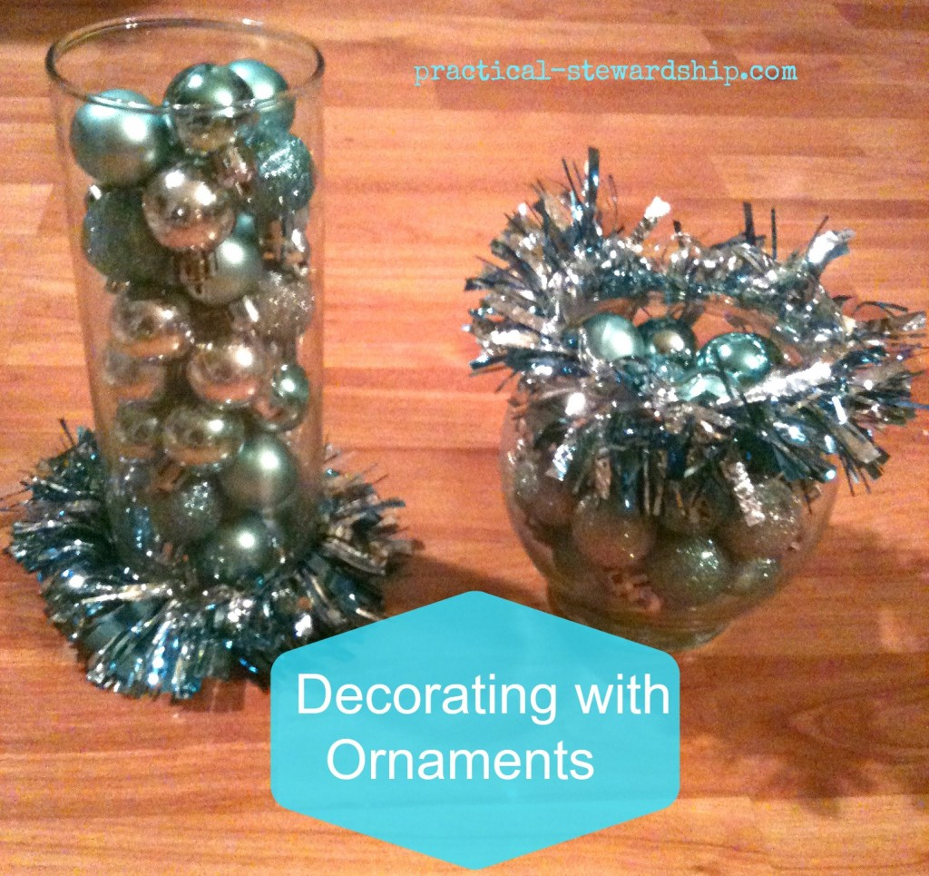Ornament decor @ practical-stewardship.com