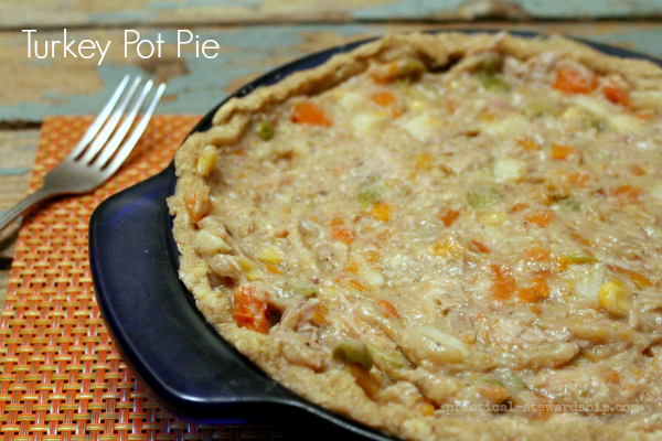 Turkey Pot Pie, D-F