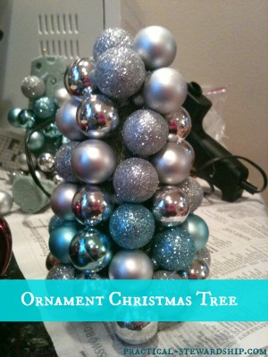 Ornament Christmas Tree @ practical-stewardship.com