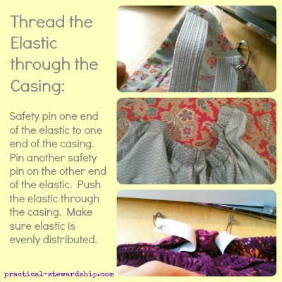 Thread the Elastic