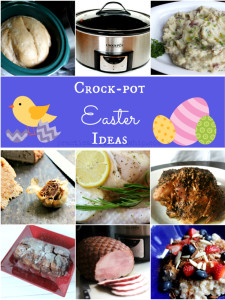 Crock-pot Easter Ideas
