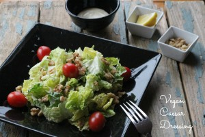 Dairy-Free Caesar Dressing Recipe