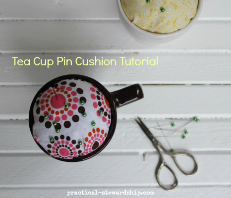 Pin Cushion Tutorial