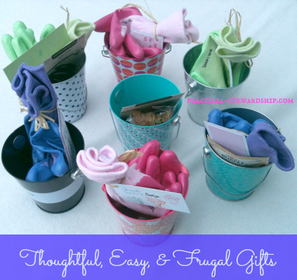 Thoughtful, Easy, & Frugal Gifts Mother's Day & Teacher Appreciation Gift