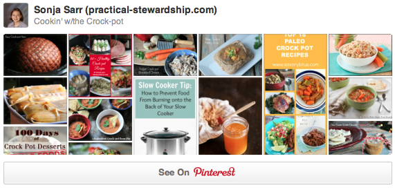 Cookin' w the crock-pot Screen Shot