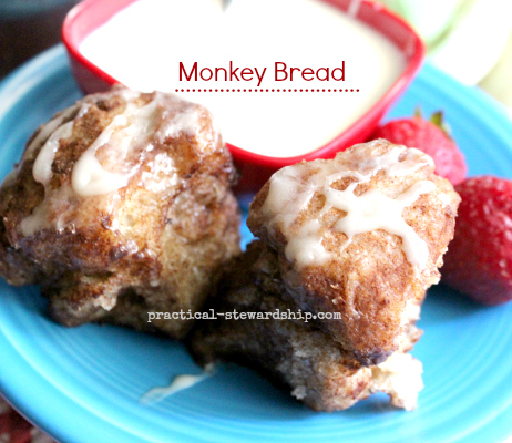 Monkey Bread with Yogurt