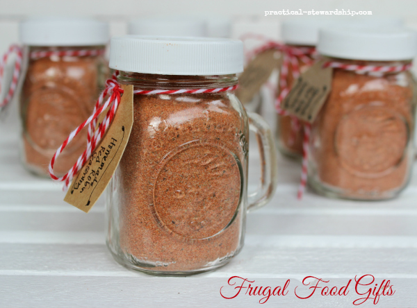 Frugal Food Gifts