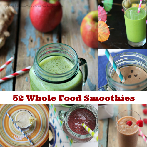 52 Whole Food Smoothies
