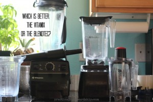 Is the Vitamix better than the Blendtec? | practical-stewardship.com