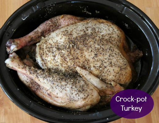 Crock-pot Turkey