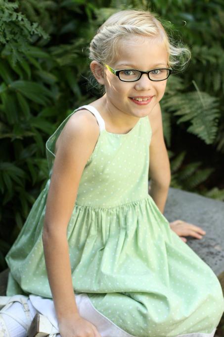 Abbie Age 7