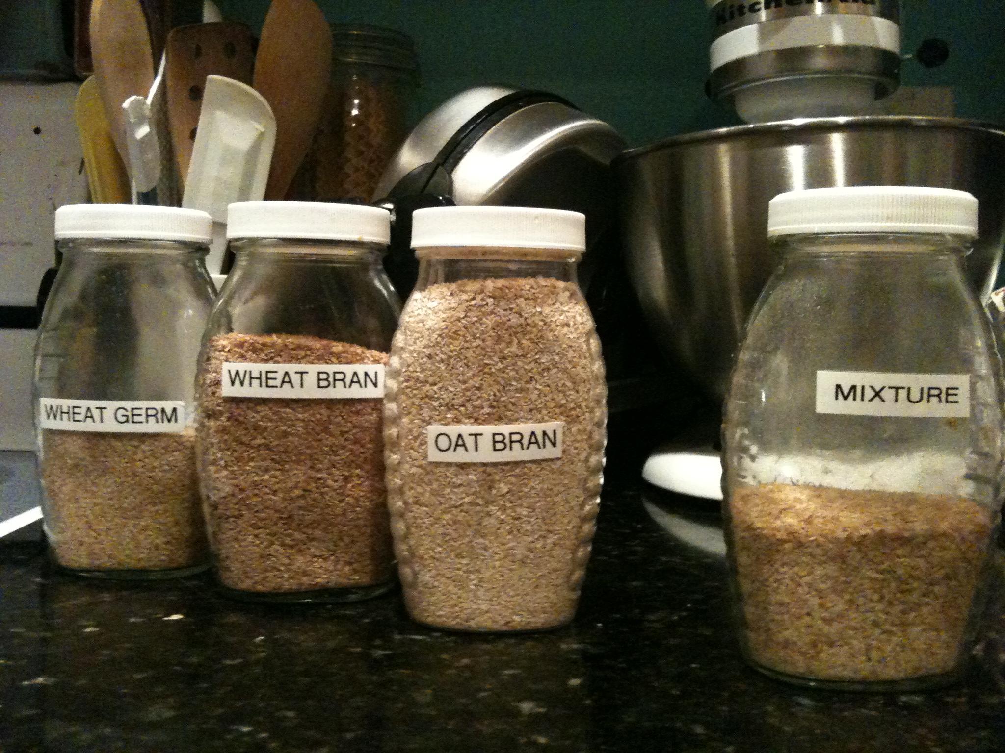Tri-Mix Grain Recipe