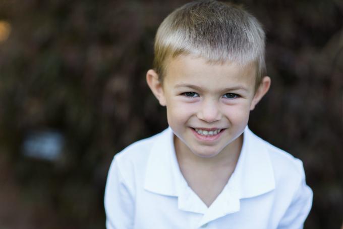 Joshua Age 5