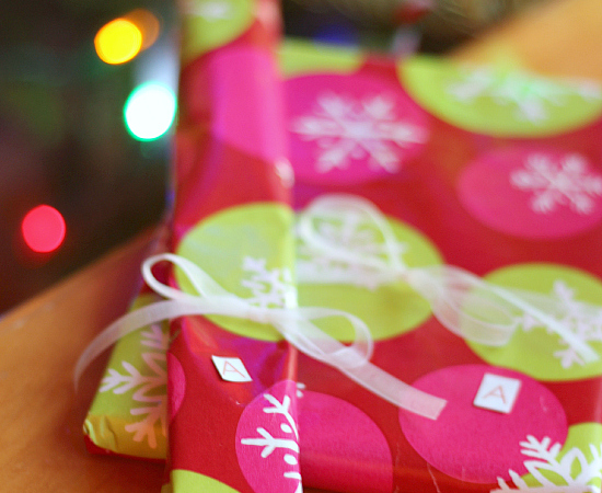 Recycling & Repurposing Part 3: Cards & Wrapping Paper