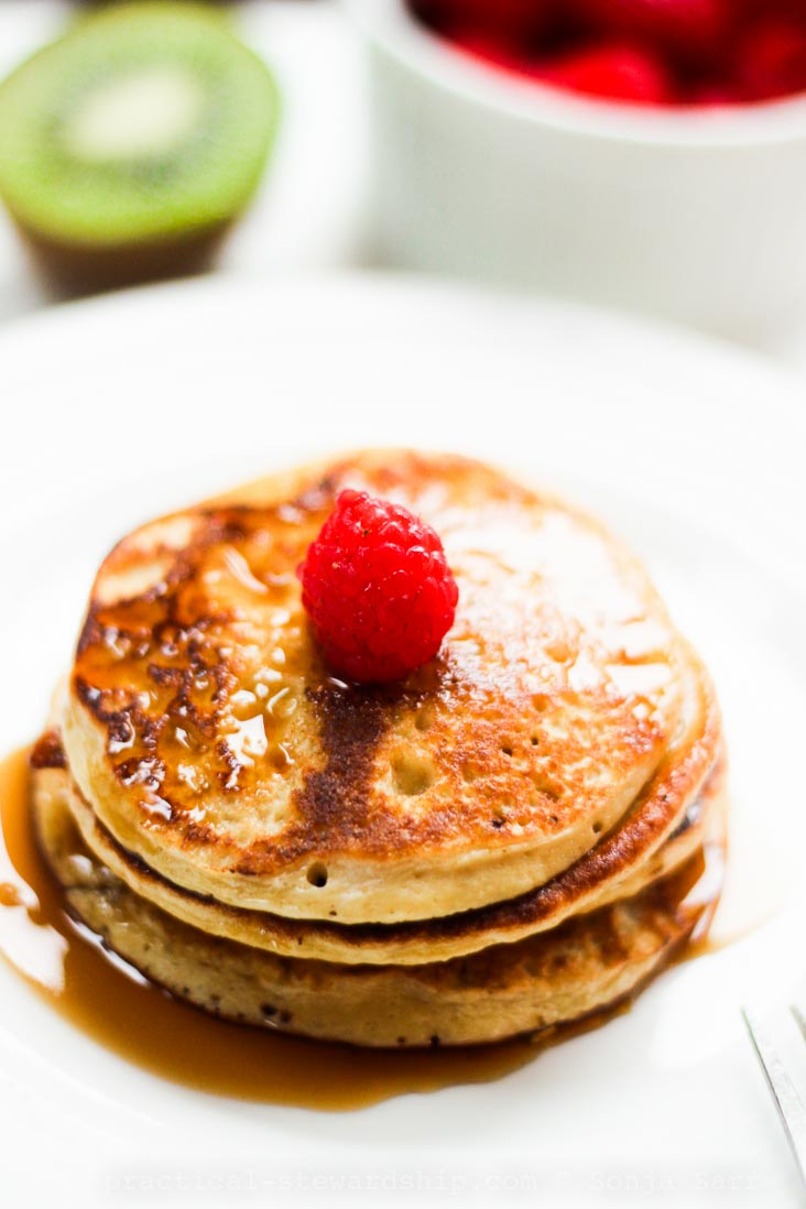 No Flour Protein Packed Pancake Recipe