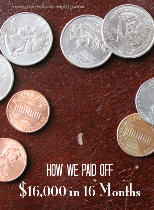 How We Paid Off Our College Debt