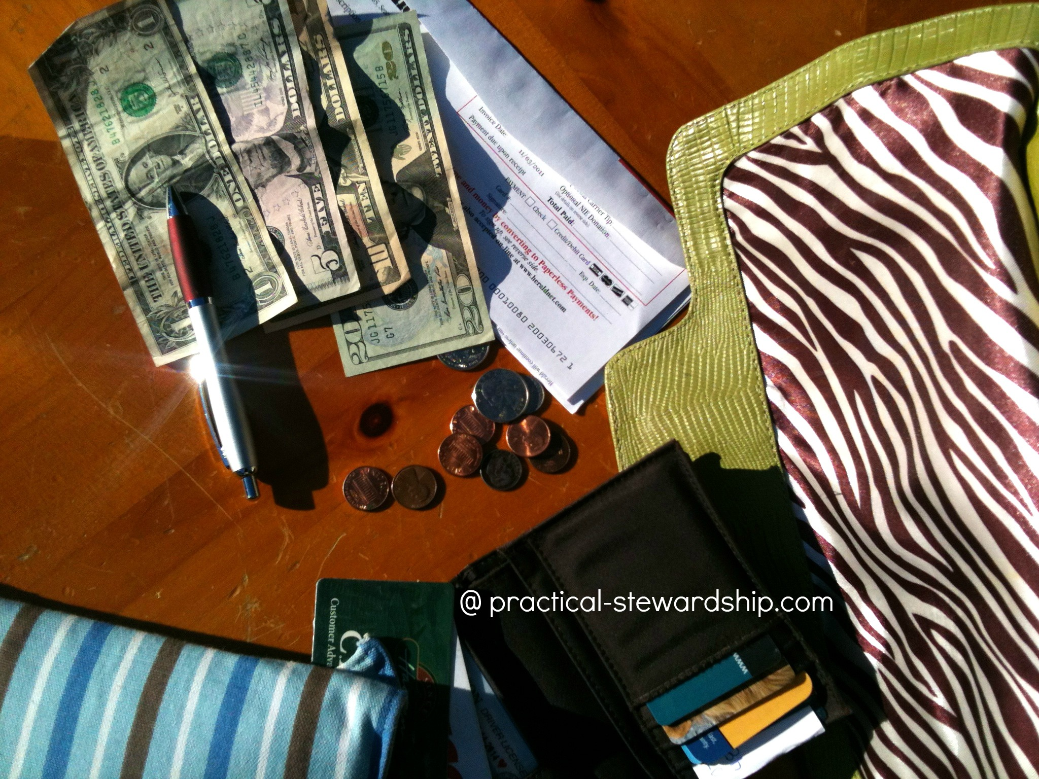 Budgeting for 2012 Part 3
