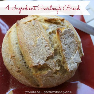 Sourdough Bread Recipe and Sourdough Start Recipes