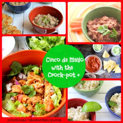 Cinco de Mayo with the Crock-pot