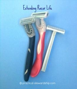 Extending Razor Life