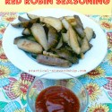 Homemade & Healthified Red Robin French Fries Crock-pot or Not