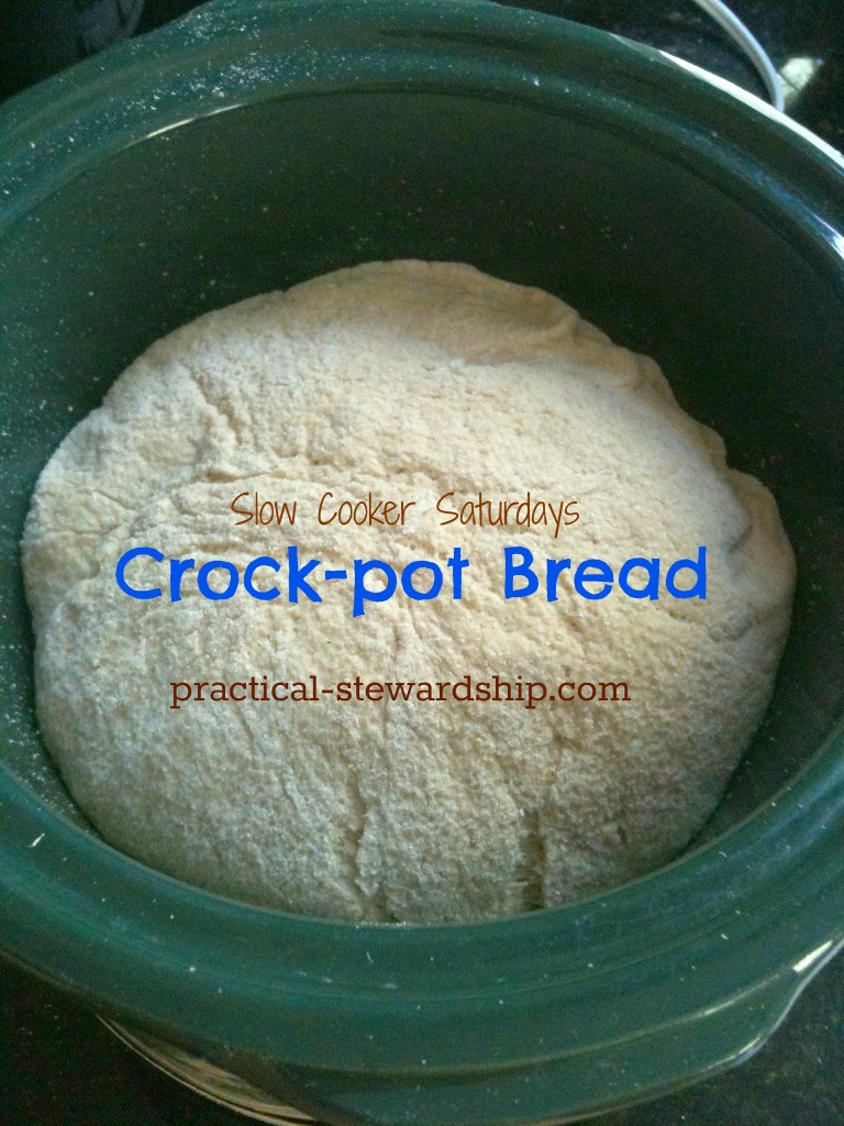 Slow Cooker Saturdays Crock-pot Bread