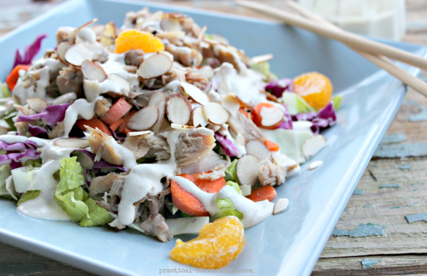 Oriental Chicken Salad, G-F