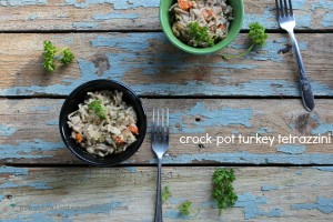 crock-pot turkey tetrazzini, D-F