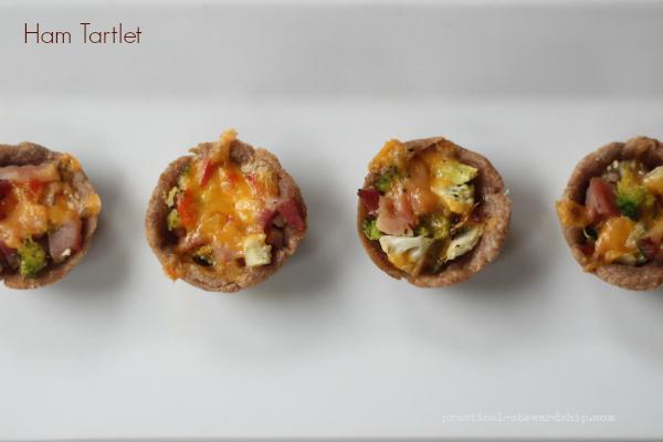 Ham Tartlets