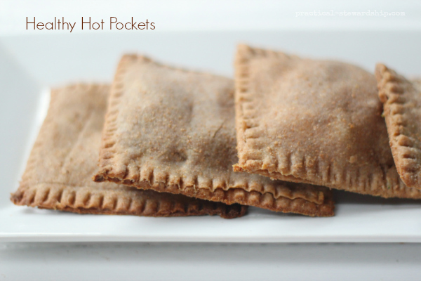 Healthy Hot Pockets