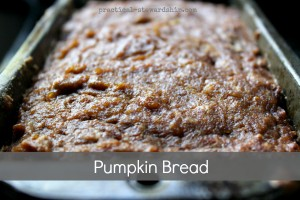 Crock-pot Pumpkin Bread