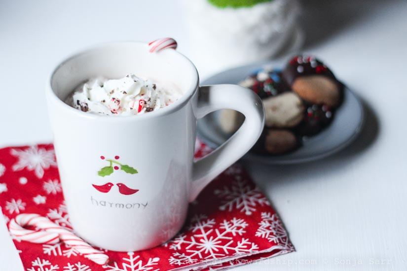 Dairy-free Crock-pot Hot Chocolate