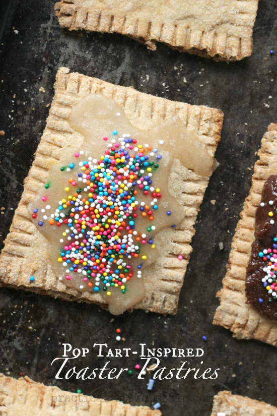 Pop Tart-Inspired Toaster Pastries