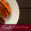 Sweet Potato Fries @ practical-stewardship.com