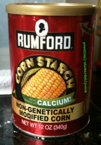 Non-Genetically Modified Corn Starch